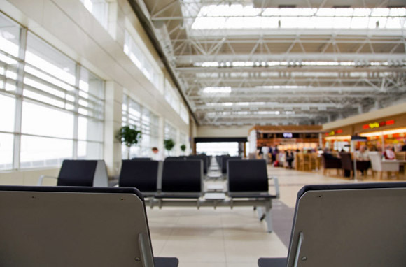 Worst Airport For Amenities