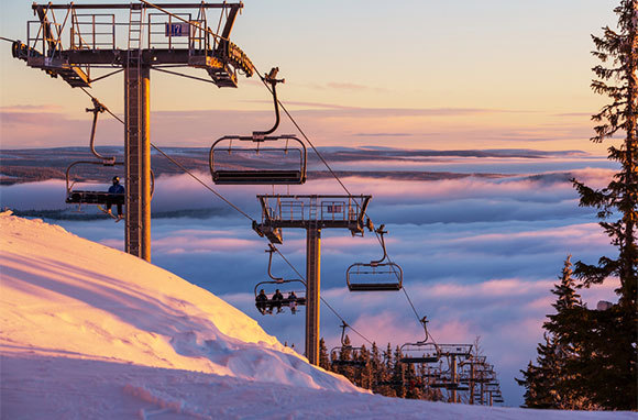 Cool Ski Resorts