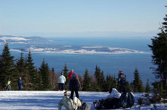 Le Massif De Charlevoix, Canada