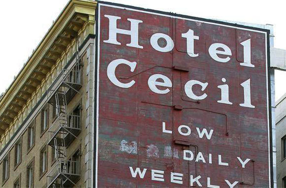 Hotel Guests Drink Corpse-Tainted Water for Two Weeks
