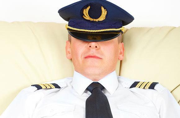 Pilot Falls Asleep and Locks Copilot Out of Cockpit