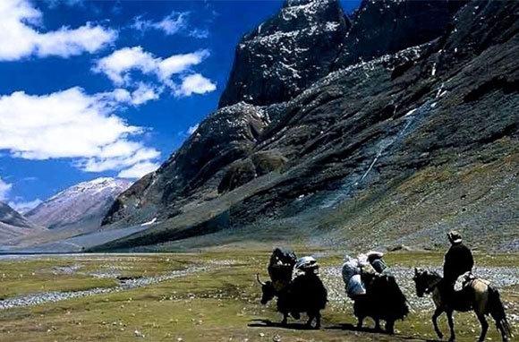 Mt. Kailash, Himalayas, Tibet