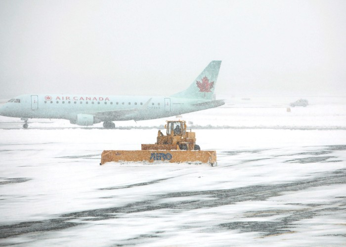What Are My Rights in a Winter Storm Flight Cancellation?