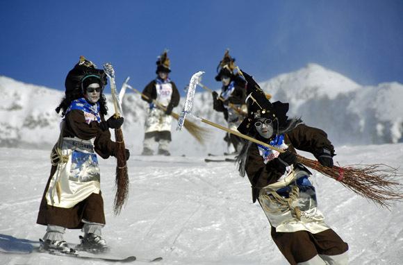 Belalp Hexe, Valais, Switzerland