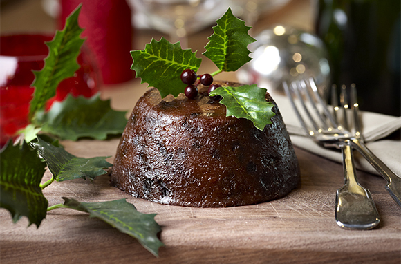 Christmas Pudding, England