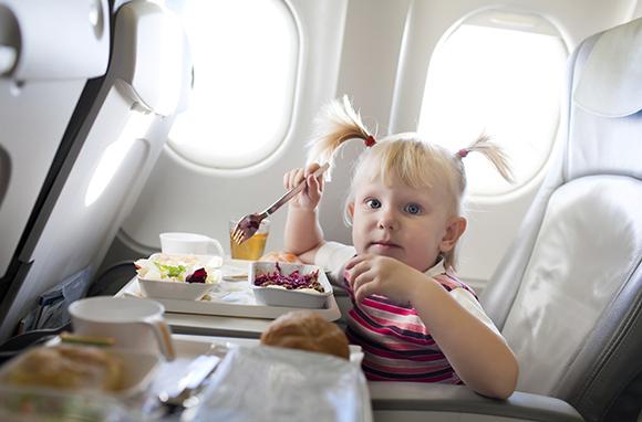 Child-Free Zones on Planes