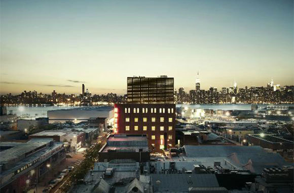 Wythe Hotel, Brooklyn, New York