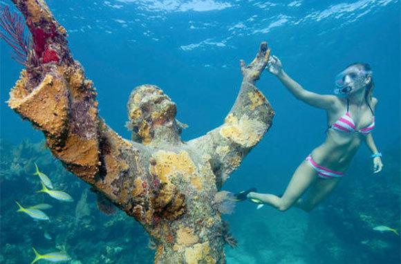 John Pennekamp Coral Reef State Park, Key Largo