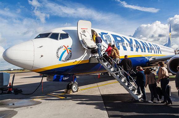 Nice: Ryanair
