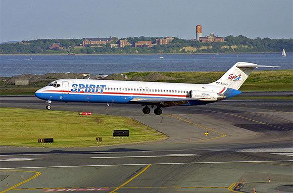 Naughty: Spirit Airlines