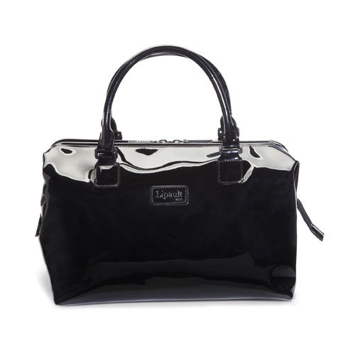Product Review: Lipault Patent Weekend Satchel