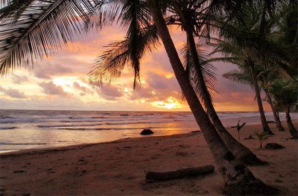 Playa Grande, Las Baulas National Marine Park, Costa Rica