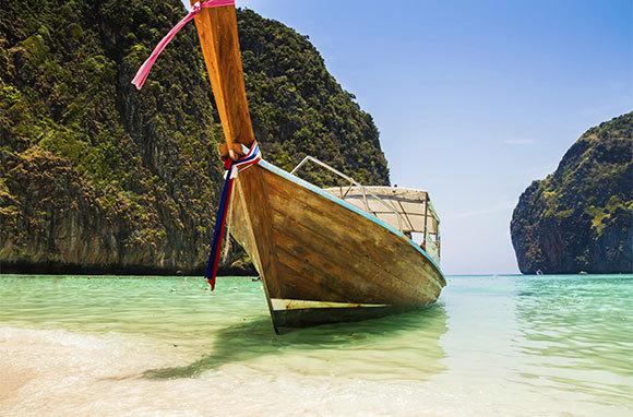 Maya Bay, Koh Phi Phi Le, Thailand