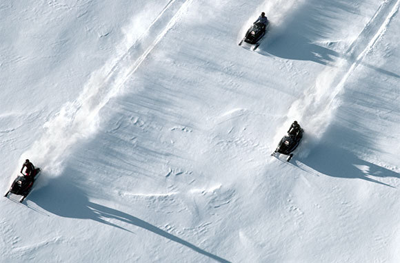 Open Space for Snowmobiling