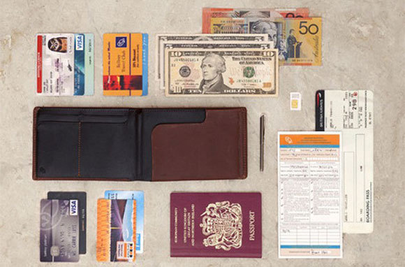 Carry a Well-Organized Wallet