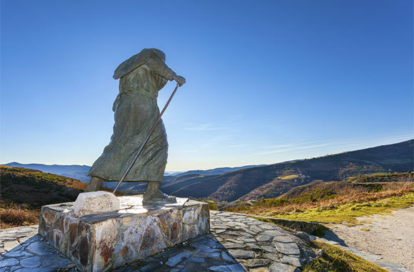 Camino De Santiago Self-Guided Walking (CW)