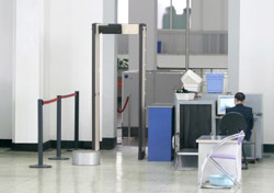 Be prepared for airline security requirements