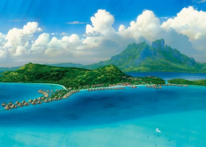 Favorite Islands Winners