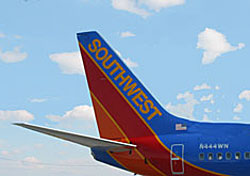 Southwest uses jets to guarantee $600 million loan