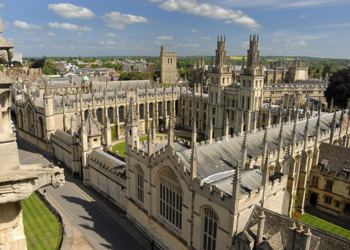 Oxford: Merry Old England's Academic Side