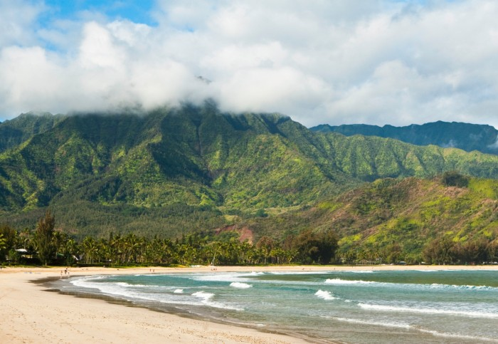 Daily Daydream: Hanalei Bay, Hawaii