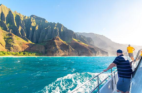 napali coast boat ride