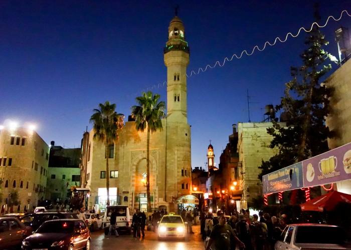 Rick Steves: Bethlehem's Mix of Christians and Muslims
