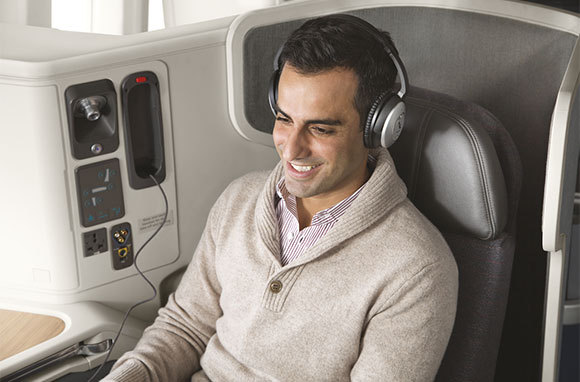 Bose Noise-Cancelling Headphones