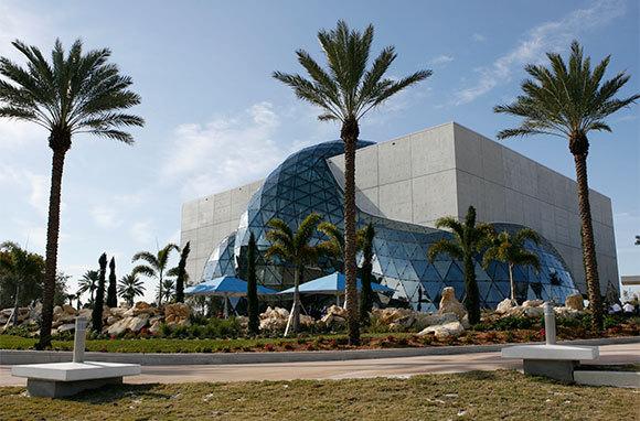 Dali Museum, St. Petersburg, Florida