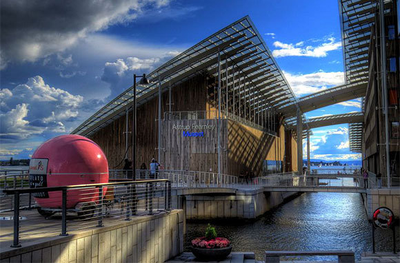 Astrup Fearnley Museet, Oslo, Norway