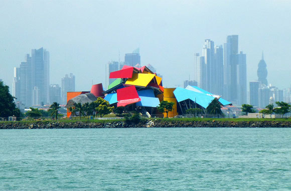 BioMuseo, Panama City, Panama