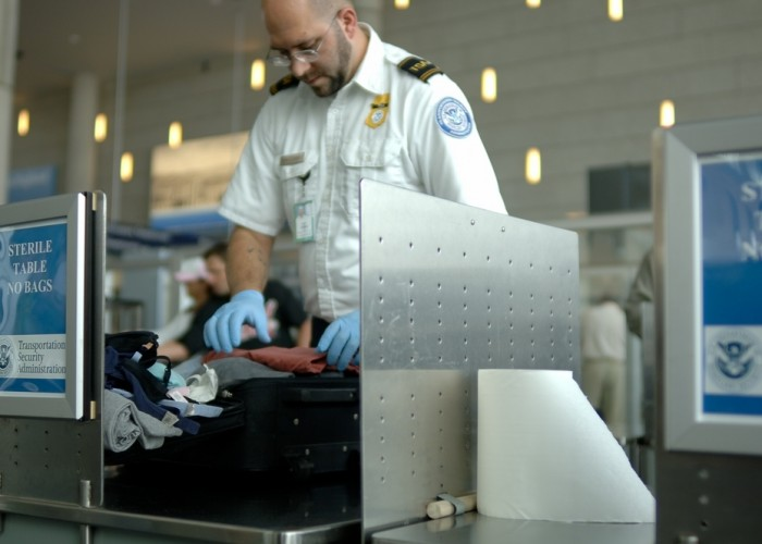 Congressman Demands that TSA Screeners Be Polite