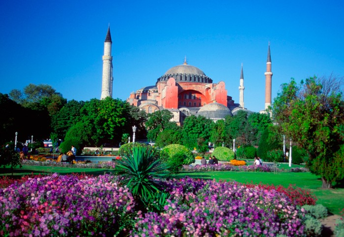 Win a Two-Week Trip for Two to Turkey
