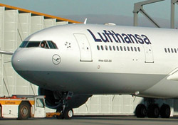 Lufthansa: Yes to More Taxes, Maybe to Higher Fares