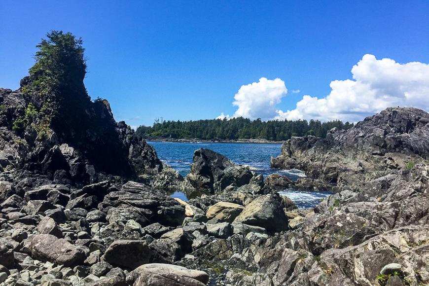 Hot Springs Cove, Near Tofino, British Columbia
