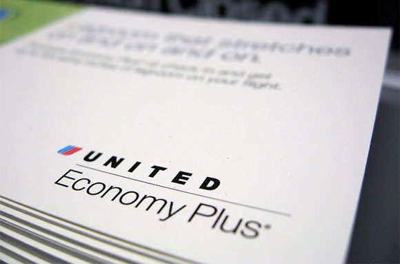 Consider United's Economy Plus Annual Subscription