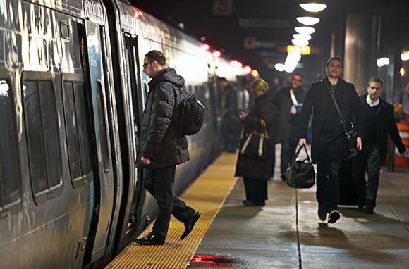 Inefficient U.S. Passenger-Rail System