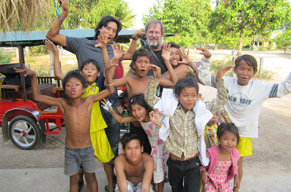 Orphanage Volunteering, Cambodia