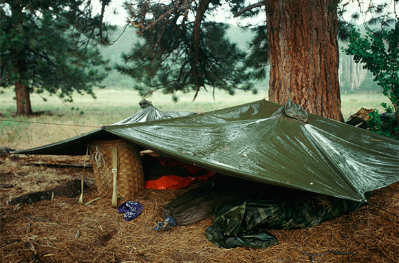Wilderness Survival Course, Utah