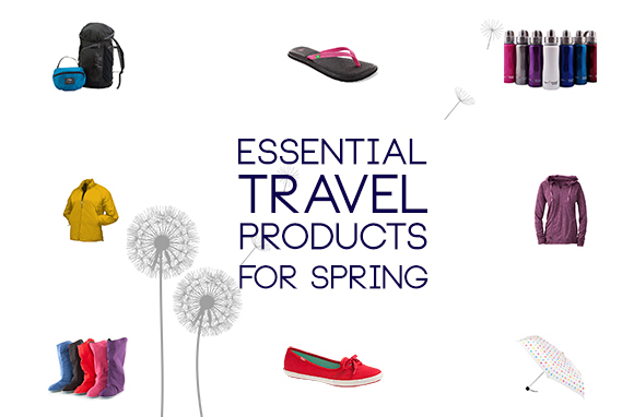 Spring Travel Products