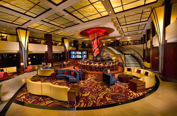 Hotels Create More Interesting Lobbies