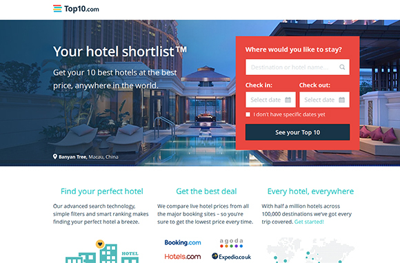 New Ways To Compare Hotel Prices Arrive