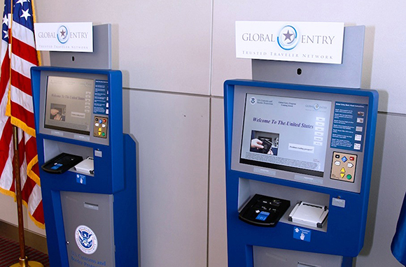 Automated Customs Kiosks