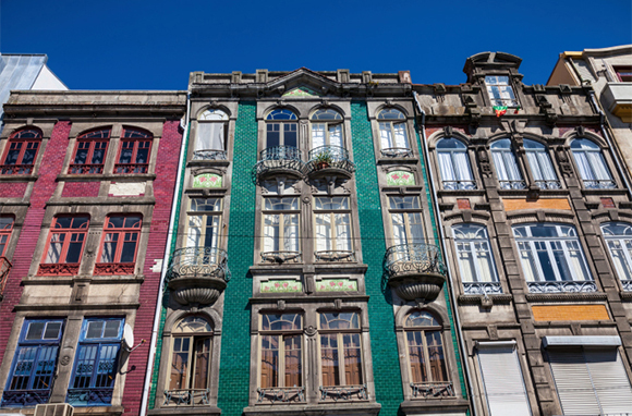 'Worst' Walking Tour, Porto, Portugal