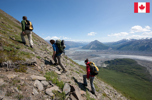 Kluane National Park and Reserve, Canada