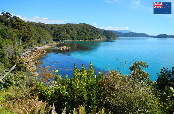 Rakiura National Park, Stewart Island, New Zealand