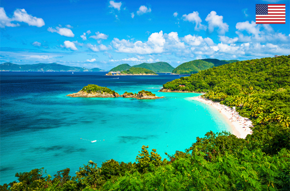 Virgin Islands National Park, St. John, USVI