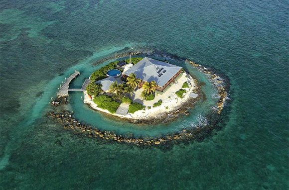 Private Island, Marathon, Florida