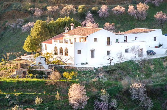 Organic Farm Retreat, Malaga, Andalusia, Spain