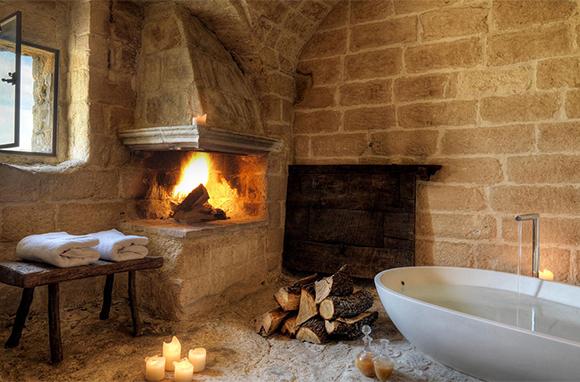 Ancient Cave Hotel, Matera, Basilicata, Italy